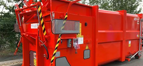 Compacteur à déchets : une collecte et un transport plus efficace